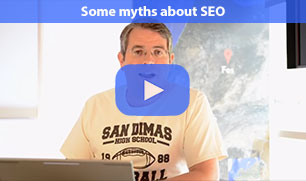 Some myths about SEO by Matt Cutts from Google Webmasters. BizWeb365 Ireland does SEO for free for the self-employed in Ireland