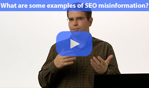 What are some examples of SEO misinformation by Matt Cutts from Google Webmasters. BizWeb365 Ireland does SEO for free for the self-employed in Ireland